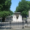 Entrance Gate To Coram's Fields