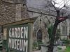 Entrance To The Garden Museum