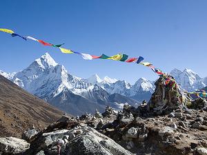 Mt. Everest View 11 Days Trek Photos