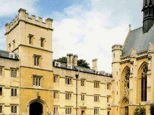 Exeter College,Oxford