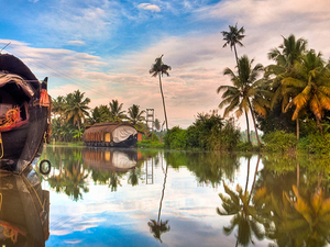 Exotic Kerala Package with Hoseboat - 7 Nights / 8 Days Photos