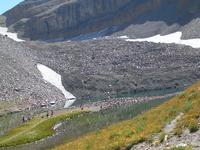Timpanogos Glacier