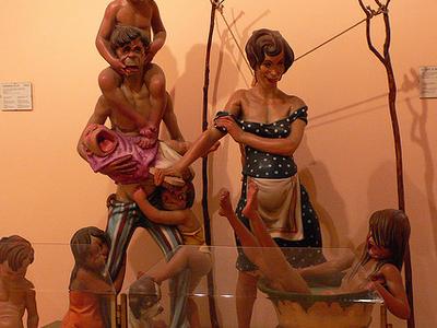"""Fallas"" Museum"