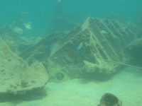 Fifi Ship Wreck