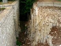 Flintmine from Neolith era