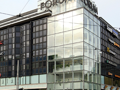 Forum Shopping Centre