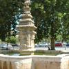 Fountain Of La Plaza Del Cristo De Gracia - Cordoba