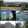 From Top To Bottom From Left To Right Panorama Of The City Banco