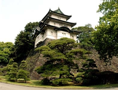 Fujimi-Yagura, Guard Building Within The Imperial Palace