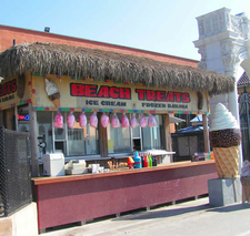 Fun Foods At Mission Beach