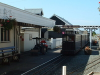 Fairbourne Railway Station