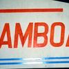 Gamboa Sign