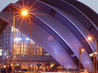 Clyde Auditorium Glasgow