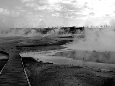 GenGeyser-4 For Labial Geyser - Yellowstone - USA