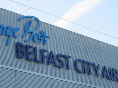 Best Belfast City Airport Signage