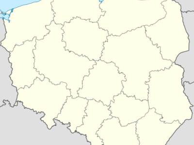 Gliniany Is Located In Poland