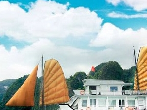 Ha Long Bay Best Deals: Glory Cruise Photos