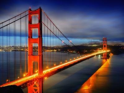 Golden Gate Bridge - San Francisco CA