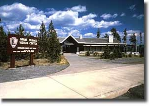 Grant Village Visitor Center