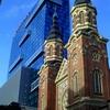 Greektown Casinohoteland St Mary R C Church Detroit