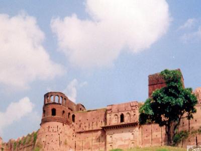 Gulganj Fort