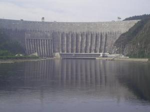 Sayano Shushenskaya Dam