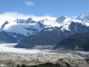 Exploradores Glacier