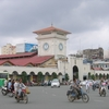 View Of Ben Thanh Market