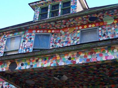 Heidelberg  Project     Dotty  Wotty  House
