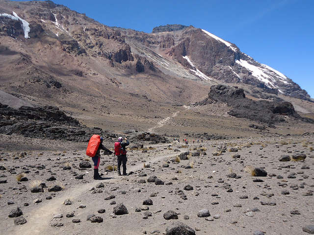 Kilimanjaro Climbing safaris