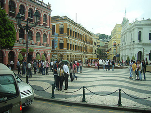 Historic Center of Macau