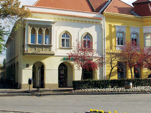 Historical Town center