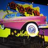 Hollywood Citywalk - Bowl Hollywood Cadillac Sign