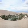 Huacachina And Surrounding Dunes