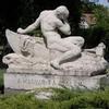 Hungarian Sorrow Statue, Zamárdi