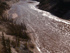 Hey River One Of Tributaries Of Great Slave