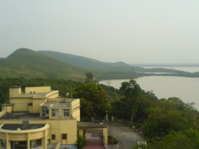 Hirakud Dam Jawahartower