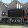Big Screen At The Hyperdome Piazza