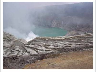 Ijen Crater Indonesia