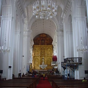 Interior Towards Reredos