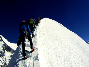 Island Peak Climbing Photos