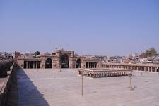 Jama Masjid Corner Left
