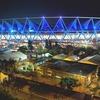 Jawaharlal Nehru Stadium CWG Opening Ceremony