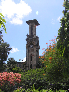 Jijamata Udyaan Clocktower
