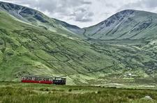 Journey To Snowdon Summit - North Wales UK