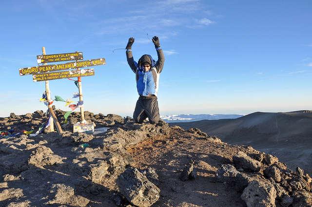 Kilimanjaro trekking holidays