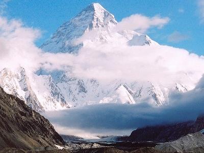 K2 Mountain Map K2 Mountain Tourist Information