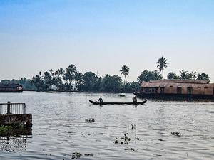 Kerala Backwater Tour Photos