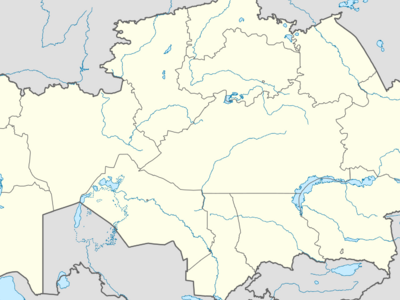 Ksn Is Located In Kazakhstan