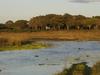 Katavi National Park At Sunset